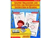 Scholastic Differentiated Instruction In Reading Graphic Organizers & Activities