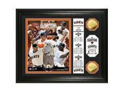 San Francisco Giants 2014 World Series Champions ''Banner'' Gold Coin Photo Mint 9SIA00Y4548194