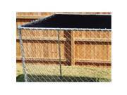 Stephens Pipe & Steel DKTB11010 10 x 10 Sunblock Kennel Top