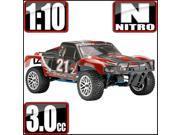 Redcat Racing VORTEXSS-R Vortex SS Scale Nitro Desert Truck