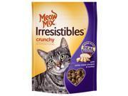 Meow Mix 528200 Crunchy Chicken Turkey Cat Treat, 6 oz