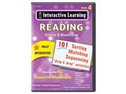 Teacher Created Resources 2657 Interactive Learning Software Reading Fiction and Nonfiction Grade 4