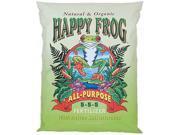 Hydrofarm FX14073 18 lbs. Happy Frog All Purpose Fertilizer