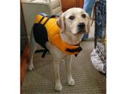 Petego SALTYDOG XS OR Salty Dog Pet Life Vest X Small Orange Fits girth 17 in. to 2 in.