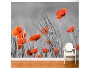 Image of Adzif FR028-EAJV5 Red Poppy - 10 x 8 ft.