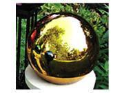 "Echo Valley RSR8104 10"" Gold Gazing Globe"