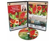 Donna Dewberry Beginner Floral Painting W/Oil DVD-
