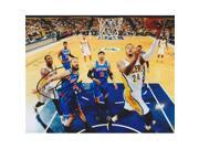 8 x 10 in. Paul George Autographed Indiana Pacers Photo 9SIA00Y4542310