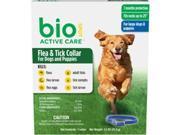 Farnam Pet 950680 Bio Spot Active Care Flea Tick Collar For Dogs Large