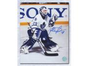 AJ SportsWorld POTF10402H Felix Potvin Toronto Maple Leafs Autographed In Goal At Ml Gardens 8 x 10 Photo 9SIA00Y51F8110