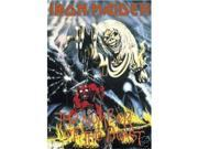 Hot Stuff Enterprise 4096-24x36-MU Iron Maiden The Number of The Beast Poster 9SIA00Y51M6007
