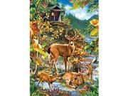 Masterpieces 71534 Dona Gelsinger Family Gathering Puzzle, 1000 Pieces 9SIA00Y5141829