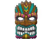 Amscan 393970 Tiki Mask - Pack of 12 9SIA00Y5128634