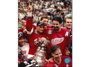 AJ Sports World YZES10602E STEVE YZERMAN & BRENDAN SHANAHAN Dual Signed Red Wings Stanley Cup 8x10 Photo 9SIA00Y51F6558