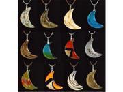 Unison Gifts KA 3480Z 16 In. L Luna Necklaces Set Of 12