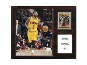 CandICollectables 1215IRVING NBA 12 x 15 in. Kyrie Irving Cleveland Cavaliers Player Plaque 9SIA00Y5109887