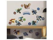 Room Mates RMK2666SCS Skylanders Classic Peel And Stick Wall Decals 9SIV16A6751967