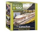 Euro Graphics 8104-0322 Canadian Pacific - The Canadian Mini Puzzle 9SIA00Y5148907