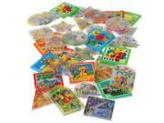 US Toy Company Puzzle Game Asst/240-Pc (2 Packs Of 1) 9SIA00Y5131986