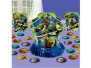 Amscan 231513 Teenage Mutant Ninja Turtles Table Decorating Kit 9SIV06W6AW1354