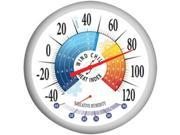 Springfield Springfield-90078 13.25 in. Wind Chill & Heat Index Thermometer