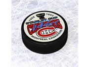 AJ Sports World RAMR10505B Rob Ramage Montreal Canadiens Autographed 1993 Stanley Cup Puck 9SIV06W69U7333
