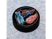 AJ Sports World LARI106054 Igor Larionov Detroit Red Wings Autographed 1998 Stanley Cup Puck 9SIV06W6A31222