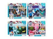 Hasbro HSBB6008 My Little Pony Guardians of Harmony 1 - Set of 4 9SIV06W6CH8144
