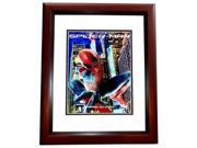 Real Deal Memorabilia AGarfield10 x 15-1MF 10 x 15 in. Andrew Garfield Signed - Autographed Spider-Man, Photo - Mahogany Custom Frame 9SIA00Y5TP7300