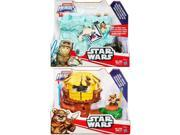 Hasbro HSBB2030 Star Wars Galactic Heroes Adventure Pack, Assorted Colors - Set of 3 9SIA00Y5TN8255