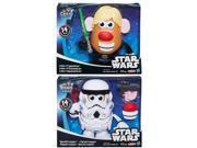 Hasbro HSBB1658 8 in. Mr. Potato Head in Star Wars Classic, Assorted Colors - Set of 2 9SIA00Y5TM6321