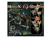 Wyrd Miniatures WYR20719 Ten Thunders Wandering River Monks - Pack of 3 9SIA8UT5UB7293