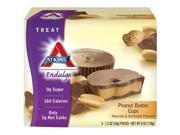 Atkins HG1272525 1.2 oz Endulge Bars Chocolate Peanut Butter Cups, 5 Count 9SIA00Y5TM3237