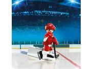 PlayMobil PM5077 NHL Detroit Red Wings Player Toy 9SIV06W6A12550