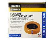 William H Harvey 128592 No.10 Master Plumber Thick Wax Gasket