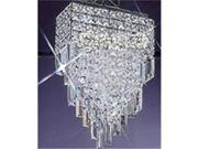 Warehouse of Tiffany RL2809 Eve Beeded-Chrome Chandelier 9SIA00Y5UM4957
