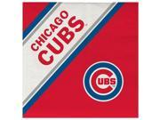 Chicago Cubs Disposable Napkins 9SIV06W6A26261