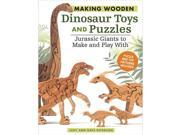 Design Originals FOX-38909 Fox Chapel - Making Wooden Dinosaur Toys & Puzzles 9SIV06W6890010