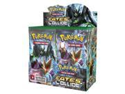 Pokemon America PKU81113 Pokemon XY10-Fates Collide Booster Display