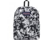 Jansport JS00T5010JR SuperBreak Backpack, Black Paintball