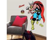 Roommates RMK3473GM Classic Thor Comic Peel & Stick Giant Wall Decals 9SIV06W6DZ3905