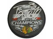 Schwartz Sports Memorabilia BICPUC405 Bryan Bickell Signed Chicago Blackhawks 2015 Stanley Cup Champs Logo Hockey Puck 9SIV06W6NJ2037
