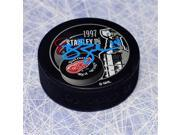 Autograph Authentic SHAB106052 Brendan Shanahan Detroit Red Wings Autographed 1997 Stanley Cup Puck 9SIA00Y6NE2312