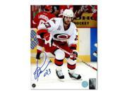 AJ Sports World GELM16702A Martin Gelinas Carolina Hurricanes Autographed Stanley Cup Action Photo, 8 x 10 in. 9SIA00Y6NB3231