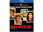 Warner Bros 888574488604 Seven Days in May Blu-ray DVD 9SIV06W6R77307