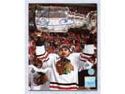 Autograph Authentic BOLD101023 Dave Bolland Chicago Blackhawks Autographed 2010 Stanley Cup 8 x 10 in. Photo 9SIA00Y6R41132