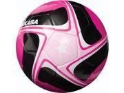 Olympia Sports BA264P Mikasa SCE Soccer Ball - Pink, Black & White - Size 5 9SIV06W6TH4561
