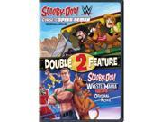 Hanna Barbera HBR DH631203D Scooby-Doo & WWE The Curse of Speed Demon Wrestlemania Mystery DVD 9SIA00Y6YJ0915