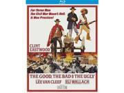 Kino International KIC BRK21468 Good the Bad & the Ugly-50th Anniversary Blu-Ray - 1967, Widescreen 2.35, Engl & 2 Disc 9SIA00Y6YJ5211