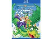 Warner Bros. 888574597672 The Flight of Dragons Blu-Ray 9SIV06W6Z10456